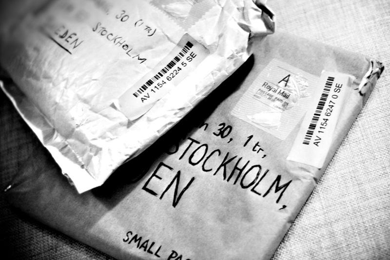 Paket (1 av 1)