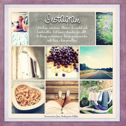 Sommarens Instagram
