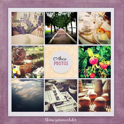 Sommarens instagram 2