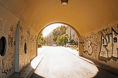 Tunnel Hallandsgatan